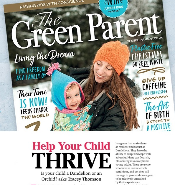Green Parent Cover image